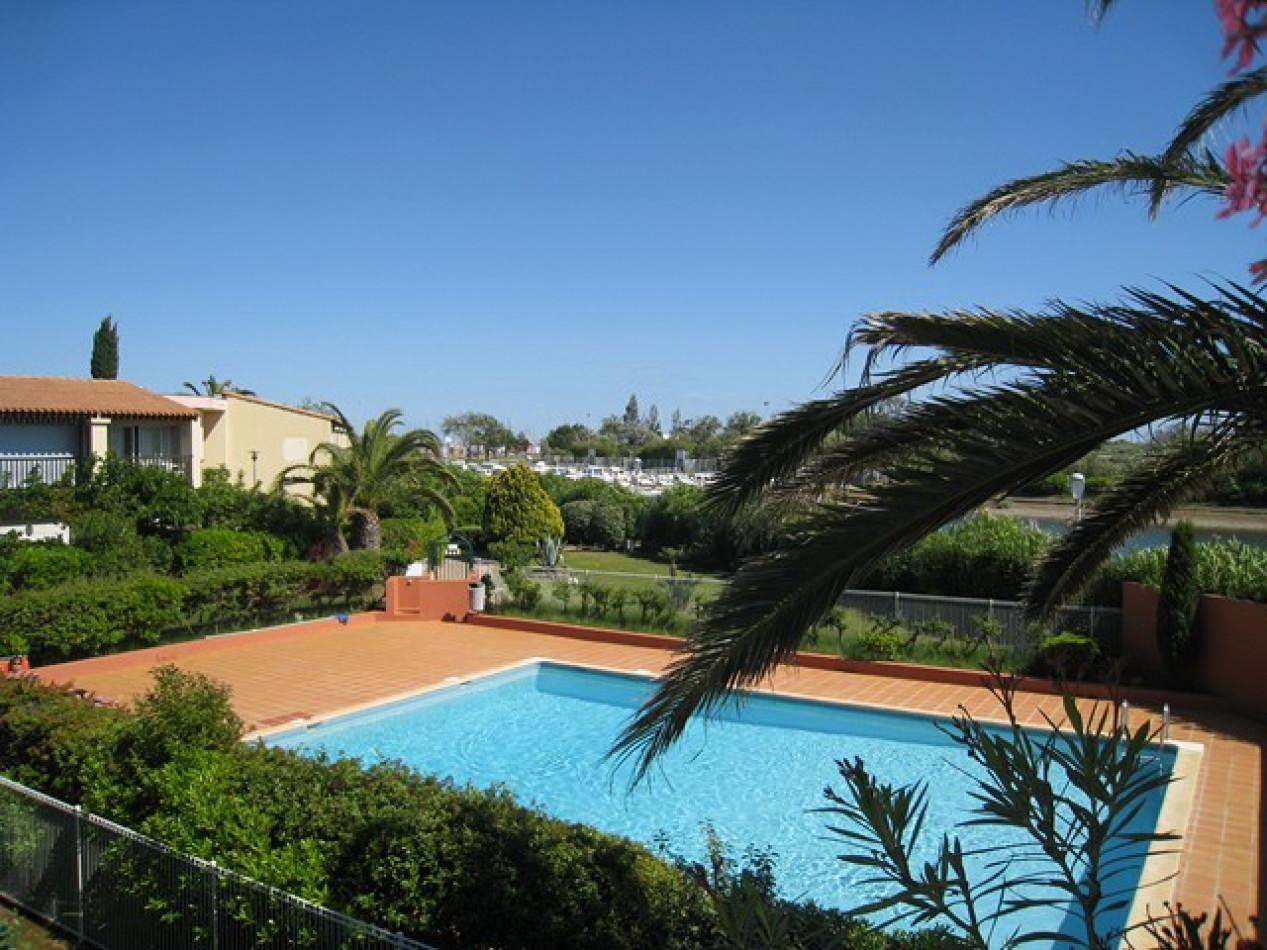 En location saisonnière Cap D'agde 341174438 Azura agency