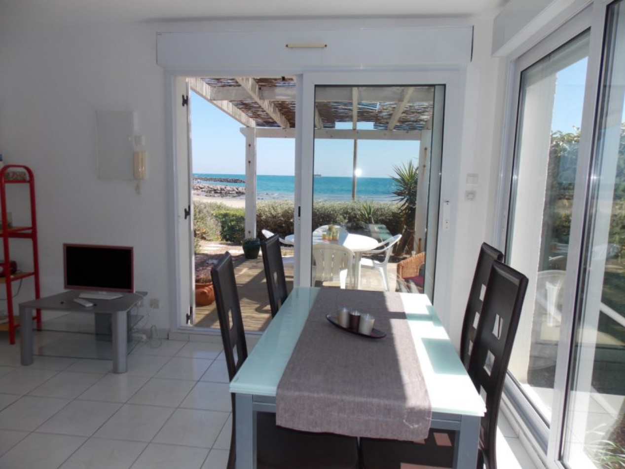 En location saisonnière Le Cap D'agde 341174416 Azura agency