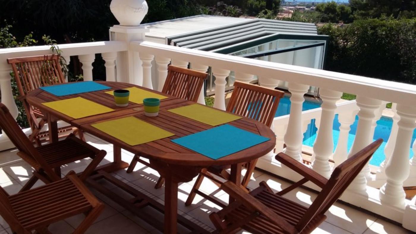 En location saisonnière Le Cap D'agde 341174620 Azura agency