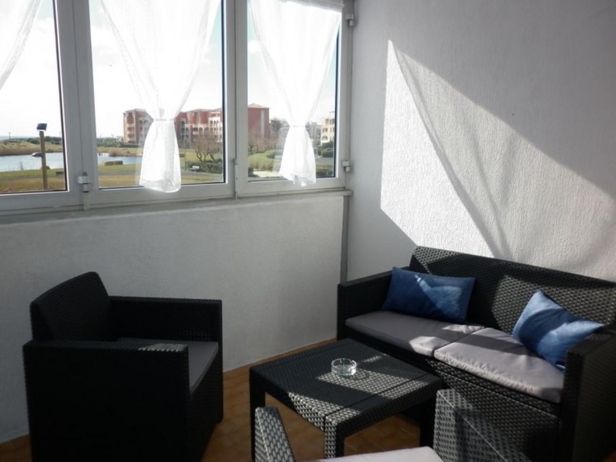 En location saisonnière Le Cap D'agde 341174661 Azura agency