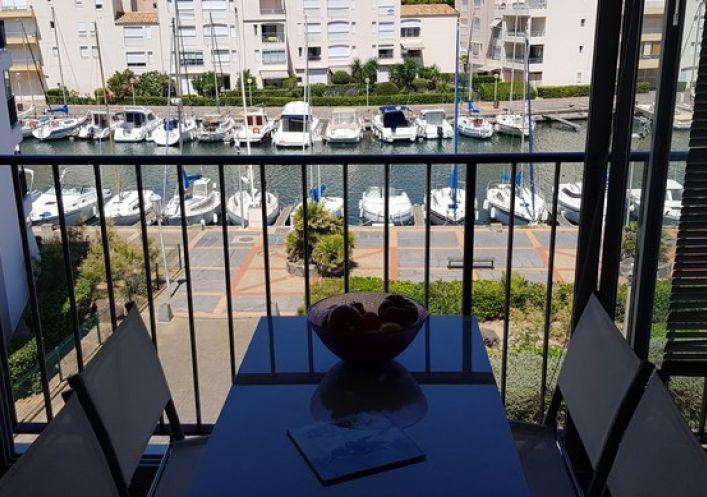 En location saisonnière Le Cap D'agde 341174682 Azura agency