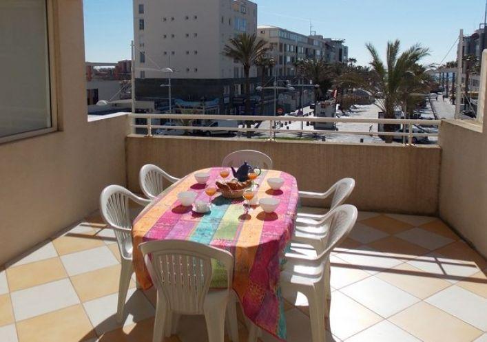 En location saisonni�re Le Cap D'agde 341174391 Azura agency