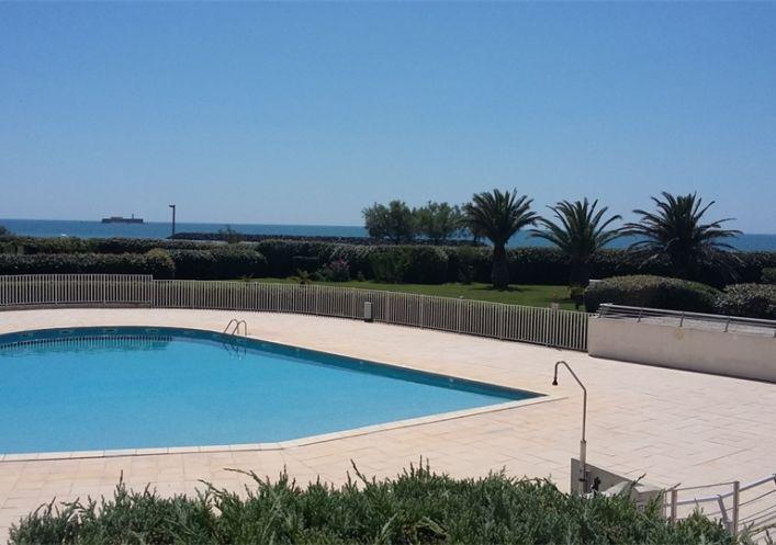 En location saisonnière Le Cap D'agde 341174455 Azura agency