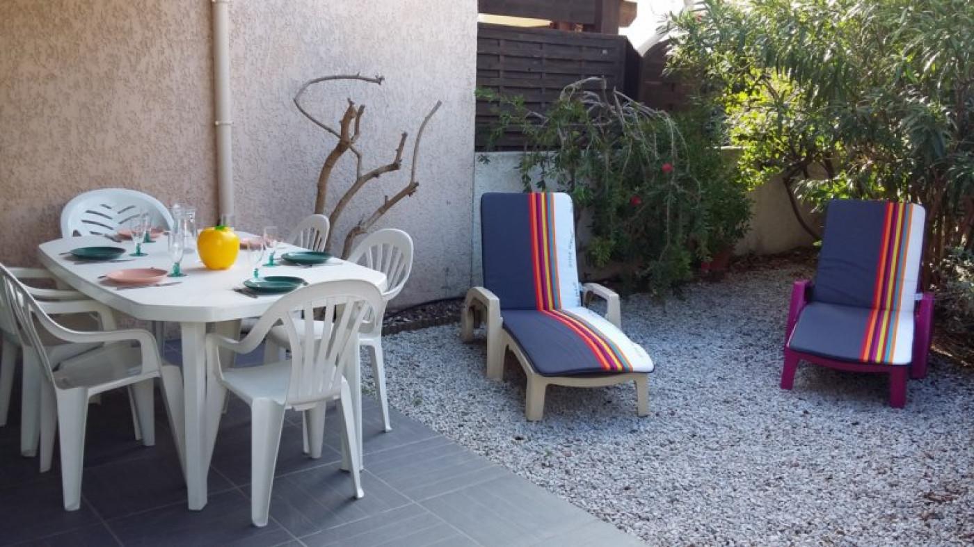 En location saisonnière Le Cap D'agde 341174505 Azura agency