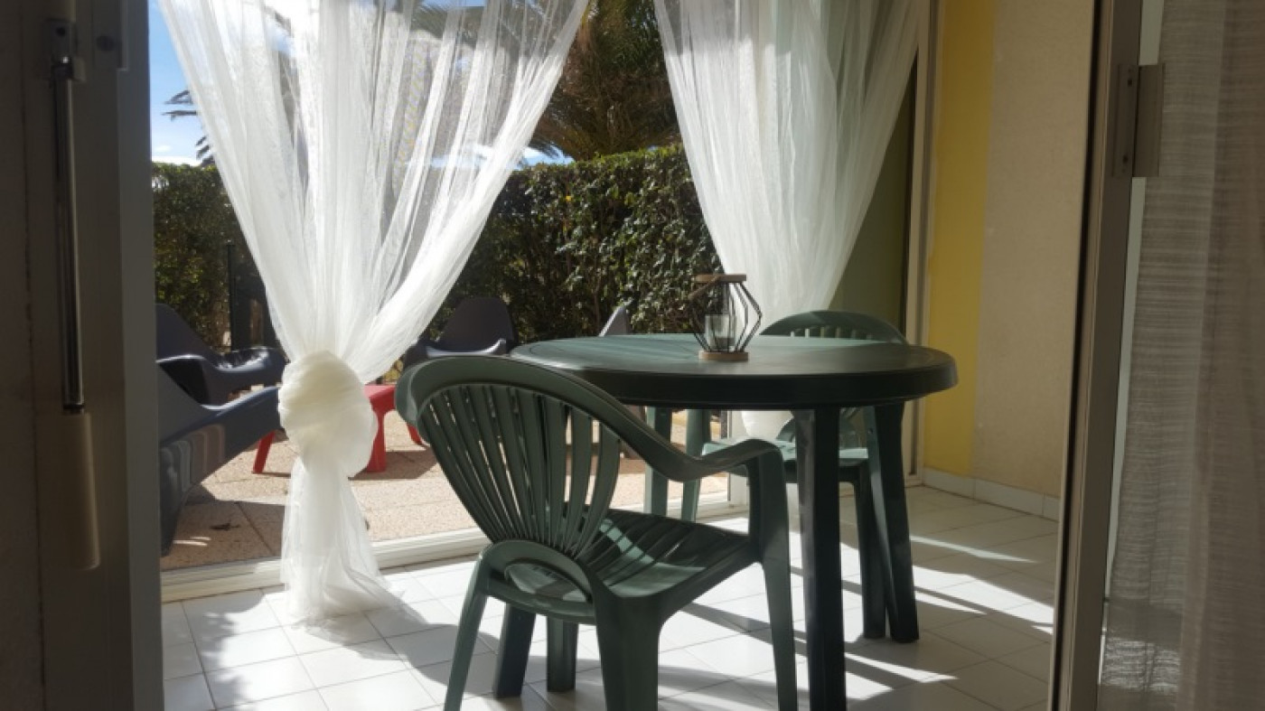 En location saisonnière Le Cap D'agde 341174655 Azura agency