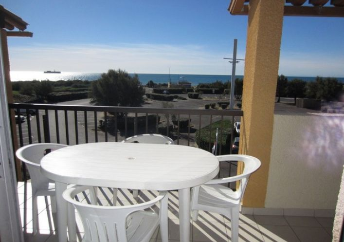 En location saisonnière Le Cap D'agde 341174410 Azura agency