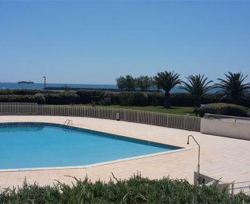 For seasonal lettings Le Cap D'agde  341174455 Azura agency