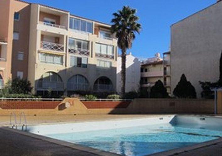 En location saisonnière Le Cap D'agde 341174394 Azura agency