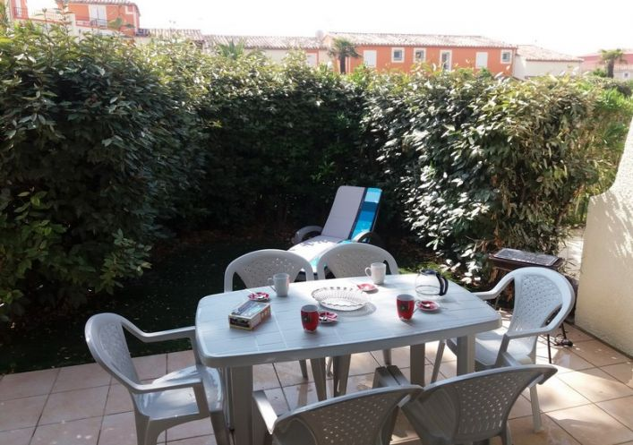 En location saisonni�re Le Cap D'agde 341174523 Azura agency