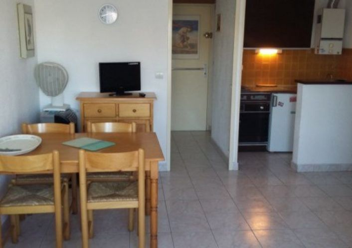 A vendre Studio cabine Le Cap D'agde | Réf 341174748 - Serna immobilier