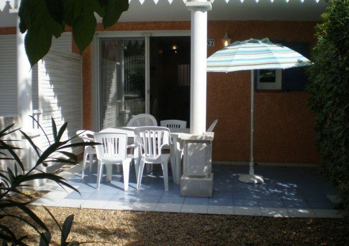 A vendre Appartement en rez de jardin Le Cap D'agde   Réf 341174751 - Serna immobilier