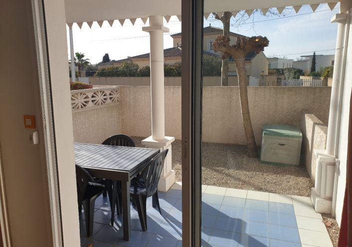 A vendre Appartement en rez de jardin Le Cap D'agde | Réf 341174768 - Serna immobilier