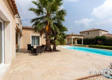 A vendre Serignan 3412830601 S'antoni immobilier agde
