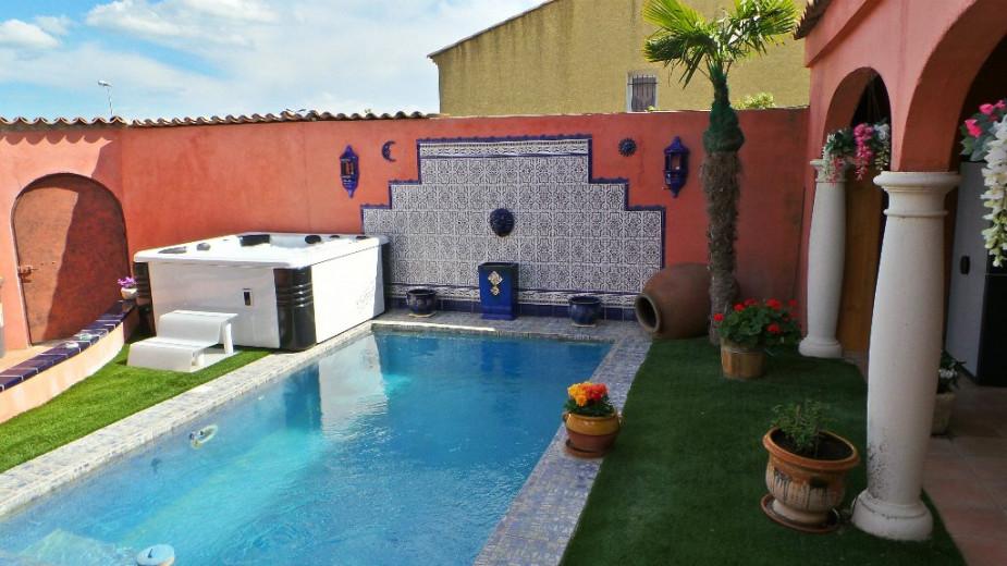 A vendre Villeneuve Les Beziers 3412831340 S'antoni immobilier jmg