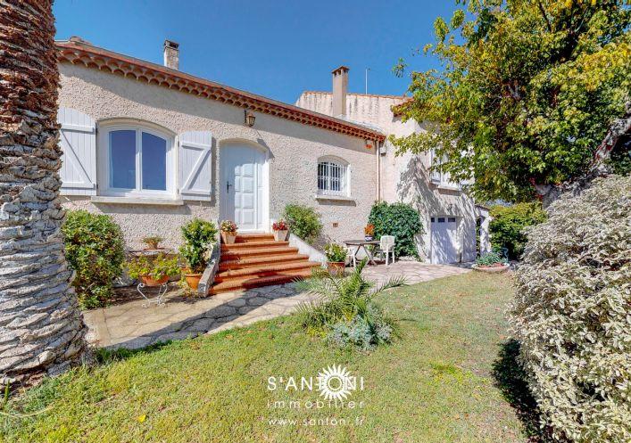 A vendre Villeneuve Les Beziers 3412835629 S'antoni immobilier prestige