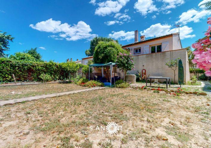 A vendre Villeneuve Les Beziers 3412837225 S'antoni immobilier castan