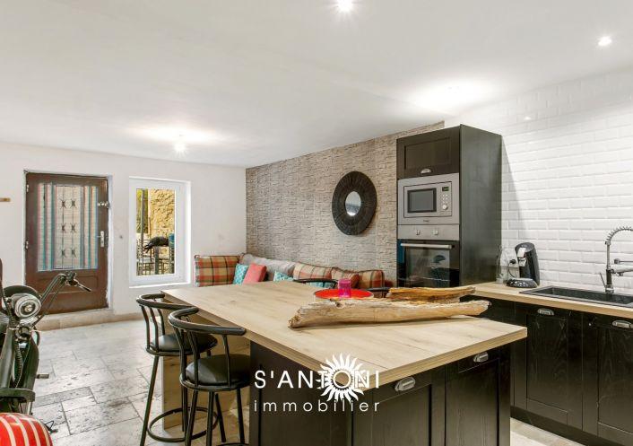 A vendre Maison de village Villeneuve Les Beziers | Réf 3412838823 - S'antoni immobilier castan