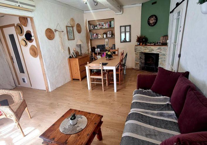 A vendre Maison de village Villeneuve Les Beziers | Réf 3412839144 - S'antoni immobilier castan