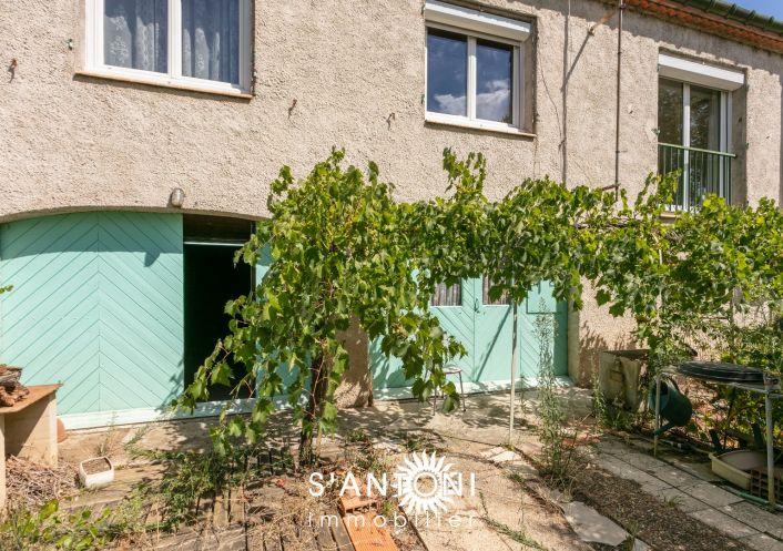 A vendre Maison Villeneuve Les Beziers | Réf 3412839409 - S'antoni immobilier castan