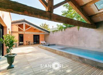 For sale Maison de caract�re Villeneuve Les Beziers | R�f 3412839489 - S'antoni real estate