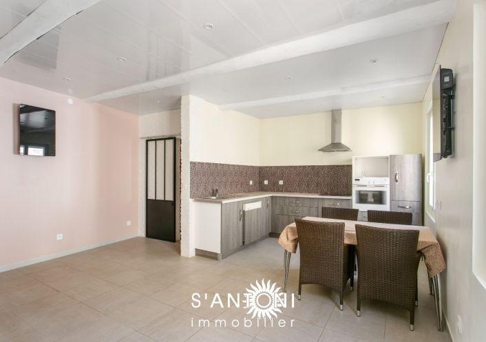 A vendre Maison de village Villeneuve Les Beziers | Réf 3412839646 - S'antoni immobilier castan
