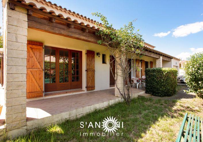 A vendre Maison Villeneuve Les Beziers | Réf 3412839700 - S'antoni immobilier castan