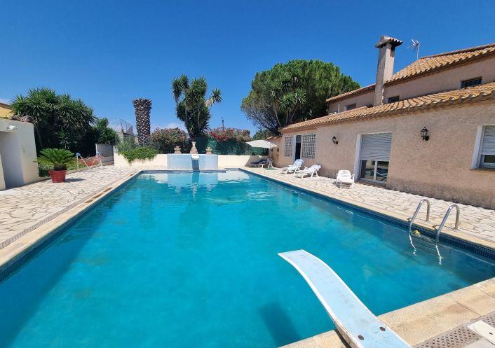 A vendre Villa Villeneuve Les Beziers | Réf 3412839878 - S'antoni immobilier castan