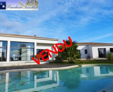 A vendre Sommieres  341431283 Pescalune immobilier