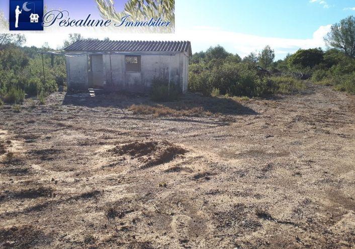 A vendre Terrain Villetelle   R�f 341432085 - Pescalune immobilier
