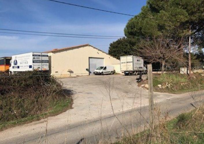 A vendre Hangar Saint Just | R�f 341432475 - Pescalune immobilier