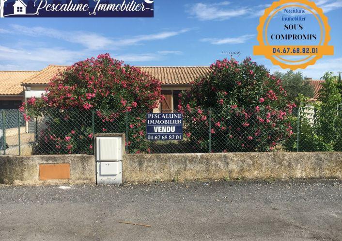 A vendre Maison Roujan | R�f 341432477 - Pescalune immobilier