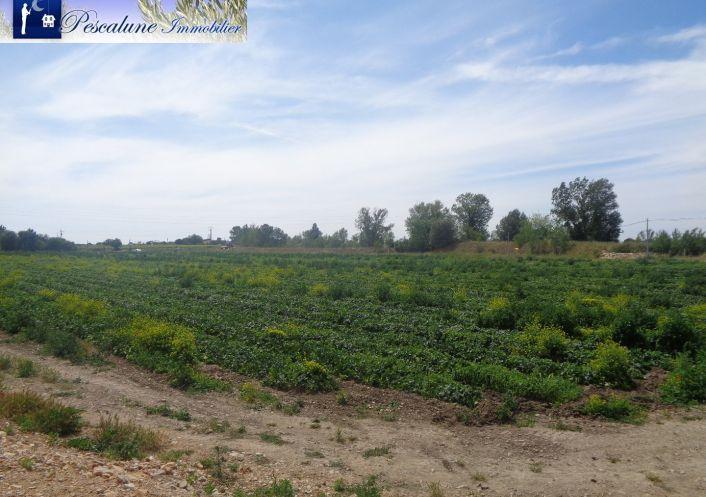 A vendre Terrain agricole Le Cailar | R�f 341432479 - Pescalune immobilier
