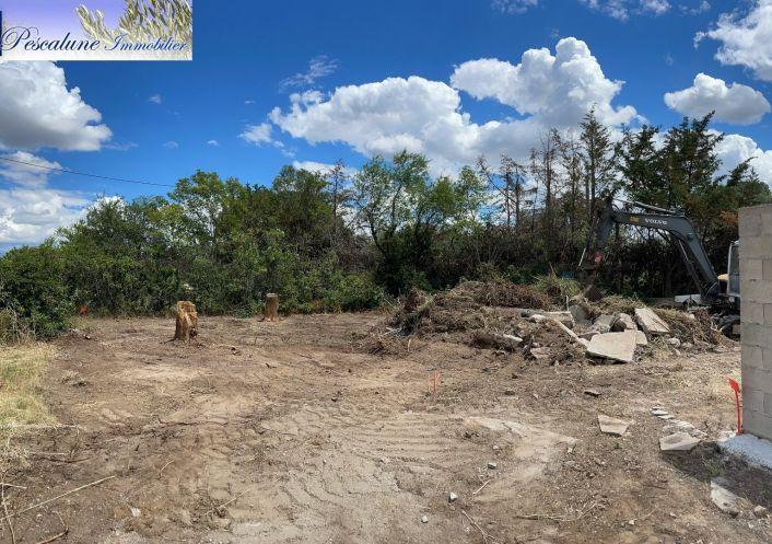 A vendre Terrain constructible Vergeze | R�f 341432482 - Pescalune immobilier