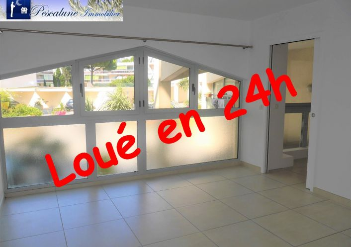 A louer Appartement La Grande-motte   R�f 341432498 - Pescalune immobilier