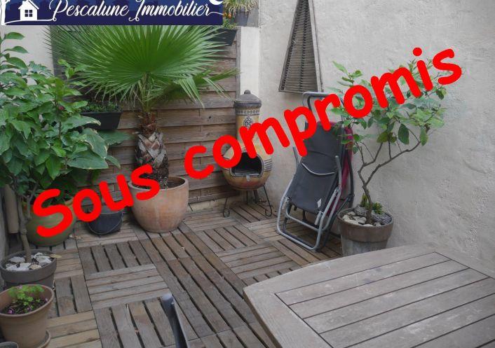 A vendre Maison de ville Lunel   R�f 341432502 - Pescalune immobilier