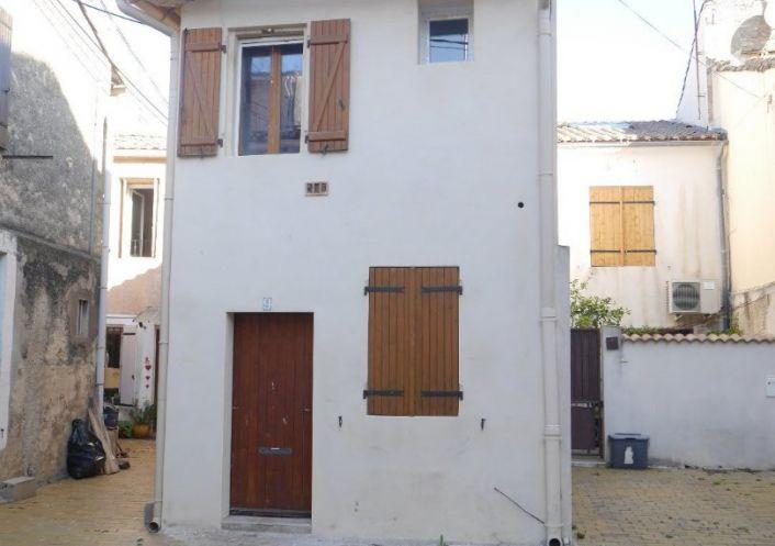 A louer Maison de village Marsillargues   R�f 341432510 - Pescalune immobilier