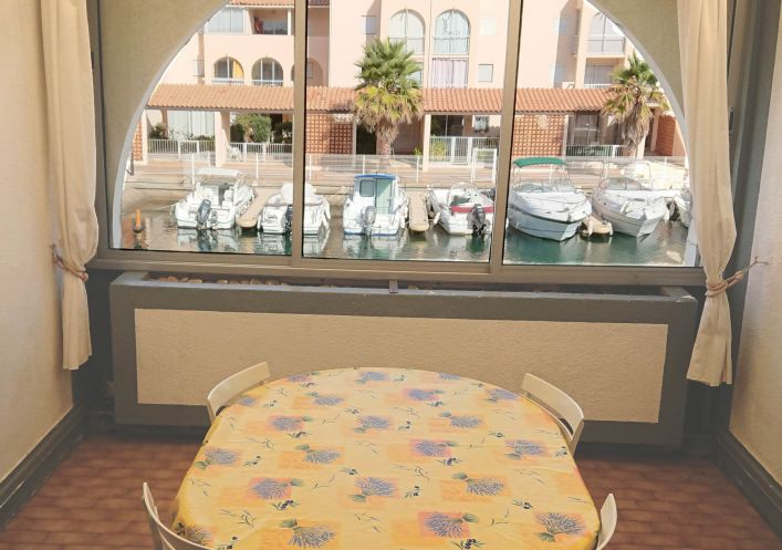 en location saisonnière Appartement Sete   Réf 341451601 - Team méditerranée