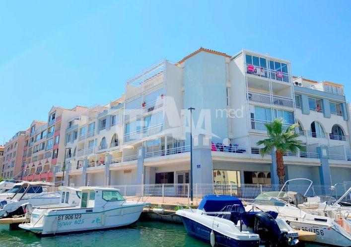 A vendre Appartement mezzanine Sete | Réf 341452967 - Agence amarine