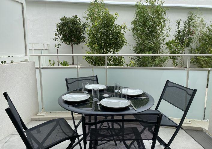 en location saisonnière Appartement Sete   Réf 341453023 - Agence amarine