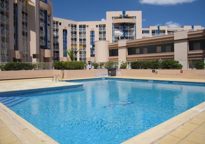 A louer Appartement en résidence Sete | Réf 341453049 - Team méditerranée