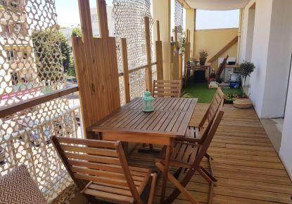 A vendre Appartement terrasse Montpellier | Réf 341464923 - Unik immobilier