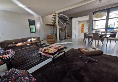 A vendre Villa d'architecte Saint Gely Du Fesc | Réf 341464934 - Unik immobilier