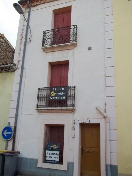 A vendre Agde 3414821248 S'antoni immobilier agde centre-ville