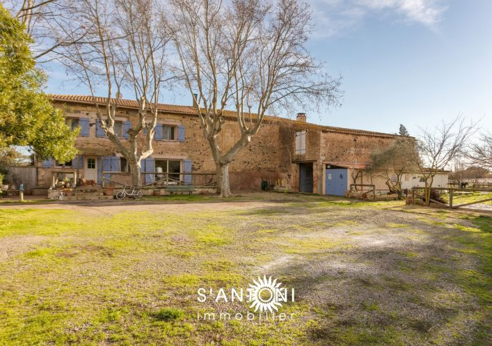 A vendre Saint Thibery 3414823971 S'antoni immobilier prestige