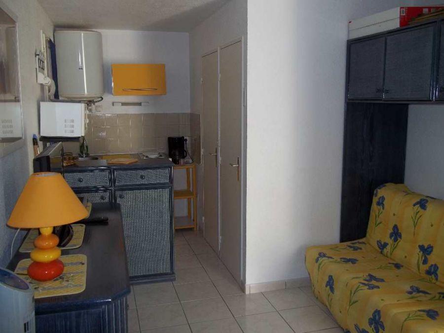 vente appartement le cap d 39 agde 1 avec terrasse 1 pice n 3414828722 santoni immobilier. Black Bedroom Furniture Sets. Home Design Ideas