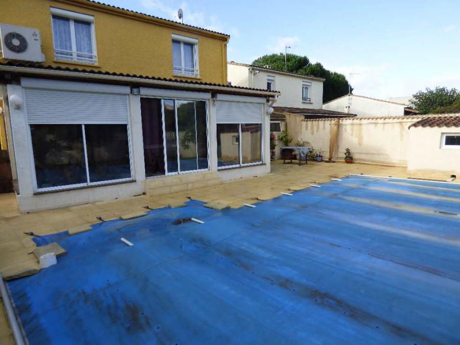 A vendre Agde 3414828877 S'antoni immobilier marseillan centre-ville