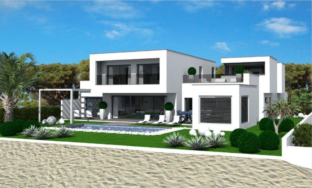 Achat villa d architecte f6 le grau d agde 34300 herault languedoc roussillon hrault 34300 n for Achat villa de prestige