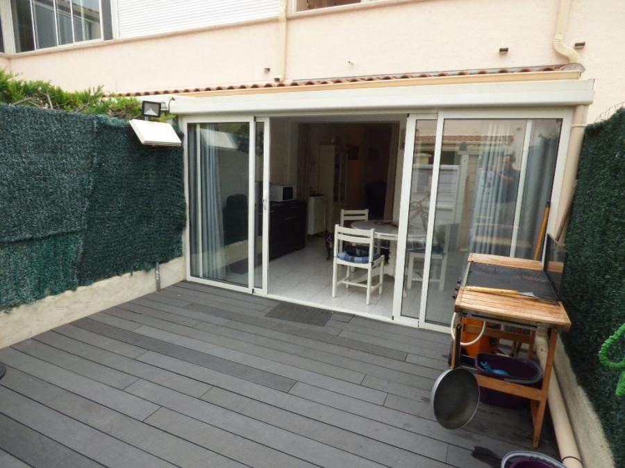 A vendre Marseillan Plage 3414830654 S'antoni immobilier agde centre-ville