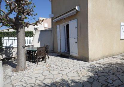 en location saisonnière Maison jumelée Marseillan Plage | Réf 3414831098 - Adaptimmobilier.com