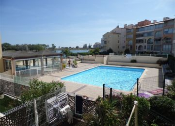 En location saisonnière Le Cap D Agde 3414831112 S'antoni immobilier agde